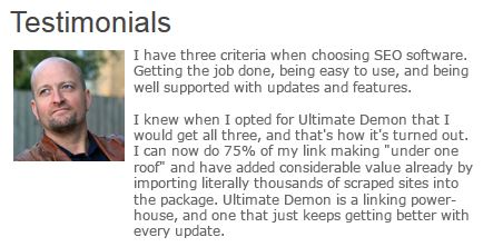 ultimate demon affiliate cheat